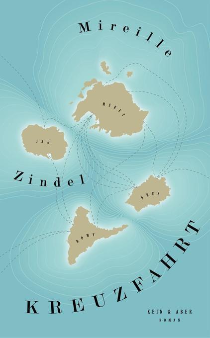 Kreuzfahrt als Buch von Mireille Zindel