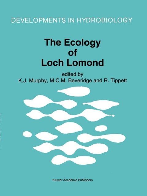 Ecology of Loch Lomond als eBook von