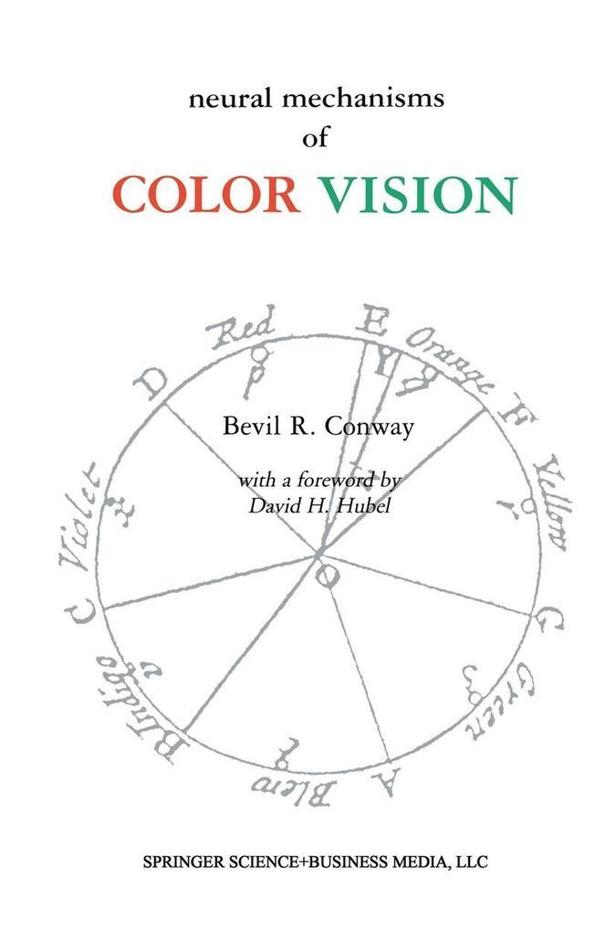Neural Mechanisms of Color Vision als eBook von...