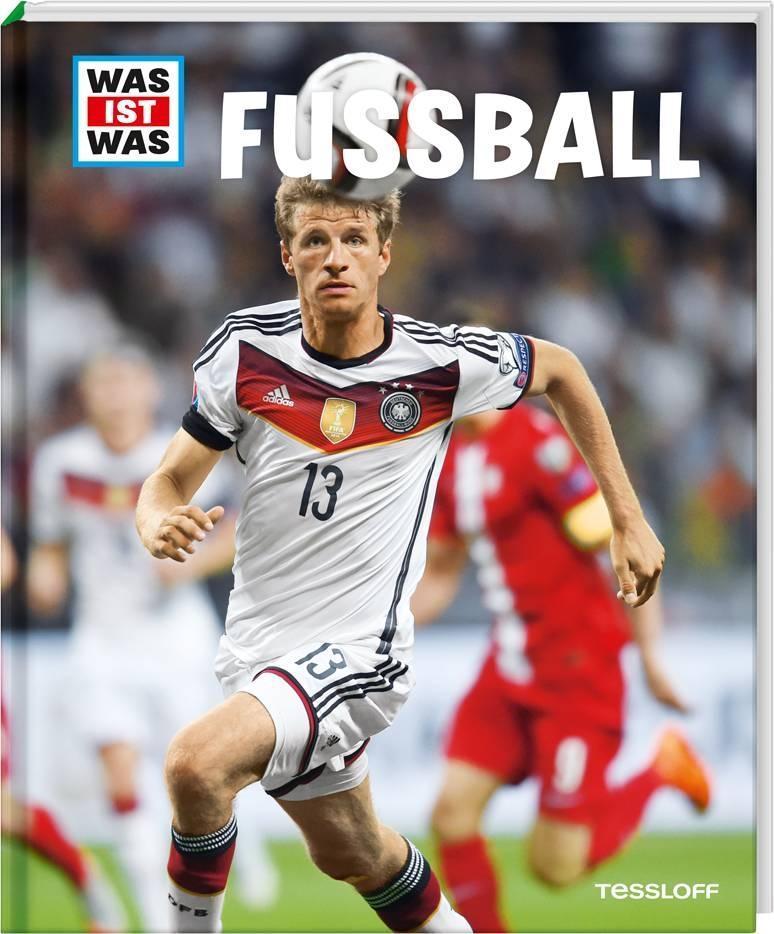 WAS IST WAS Fußball als Buch von Jonas Kozinowski