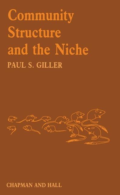 Community Structure and the Niche als eBook von