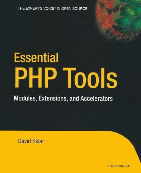 Essential PHP Tools als eBook von David Sklar