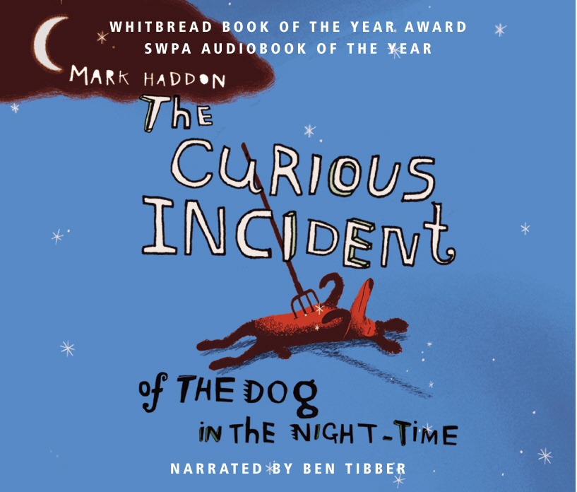 The Curious Incident of the Dog in the Night-time als Hörbuch CD von Mark Haddon