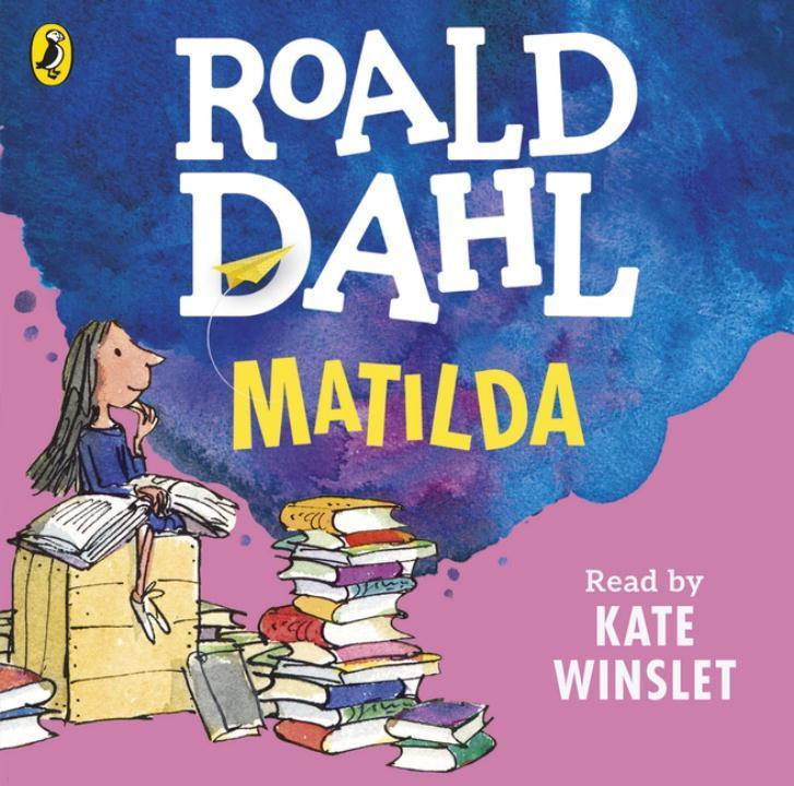 Matilda als Hörbuch CD von Roald Dahl