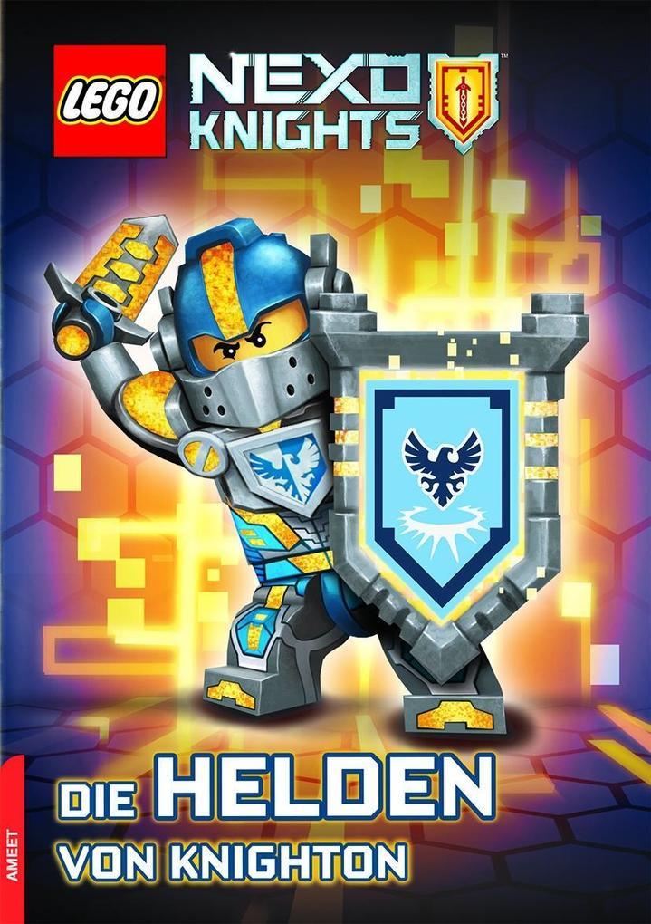 LEGO® Nexo Knights(TM) Die Helden von Knighton als Buch von