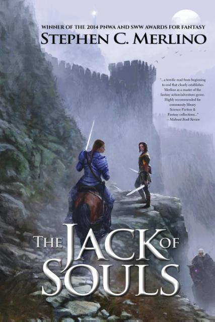 The Jack of Souls (Fantasy) als Taschenbuch von Stephen C Merlino