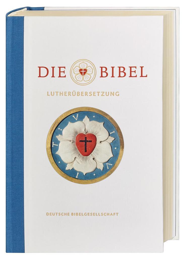 Lutherbibel revidiert 2017 - Jubiläumsausgabe als Buch von
