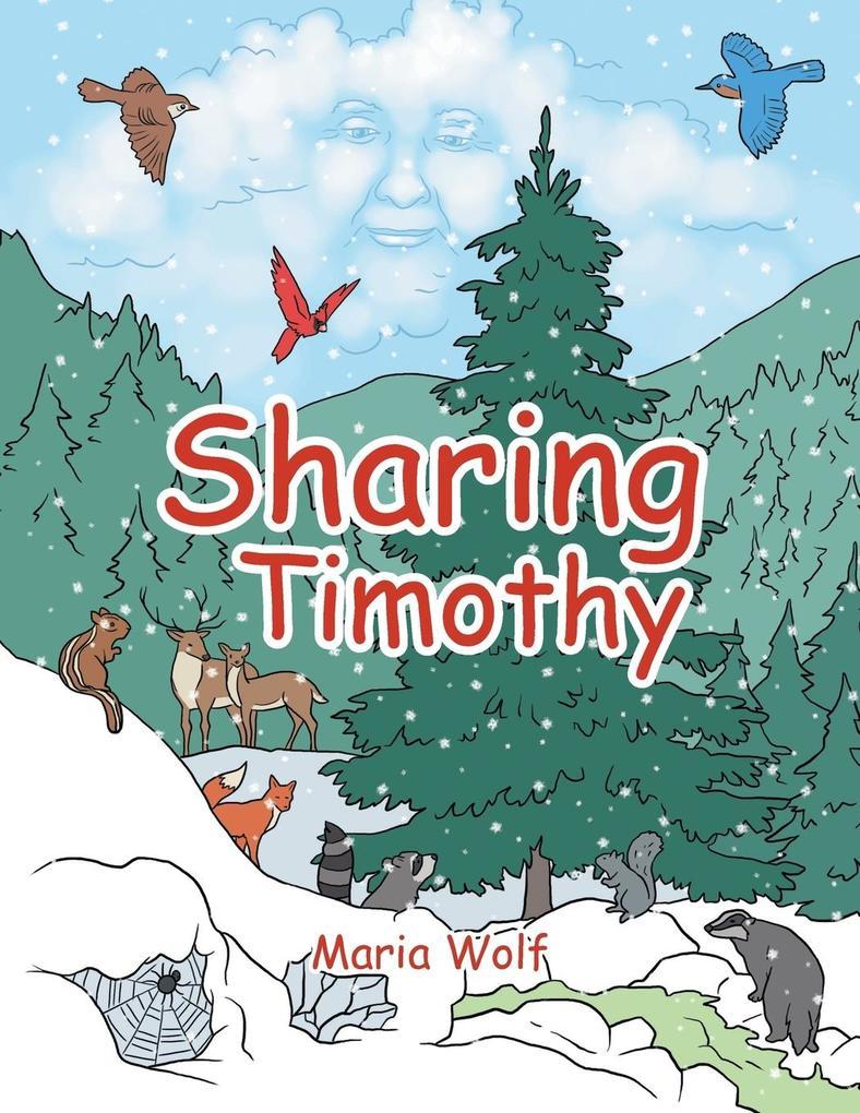 Sharing Timothy als Taschenbuch von Maria Wolf