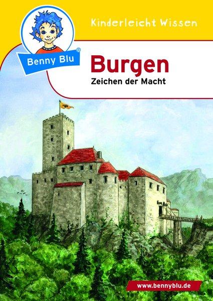 Benny Blu - Burgen als Taschenbuch von Doris Wirth