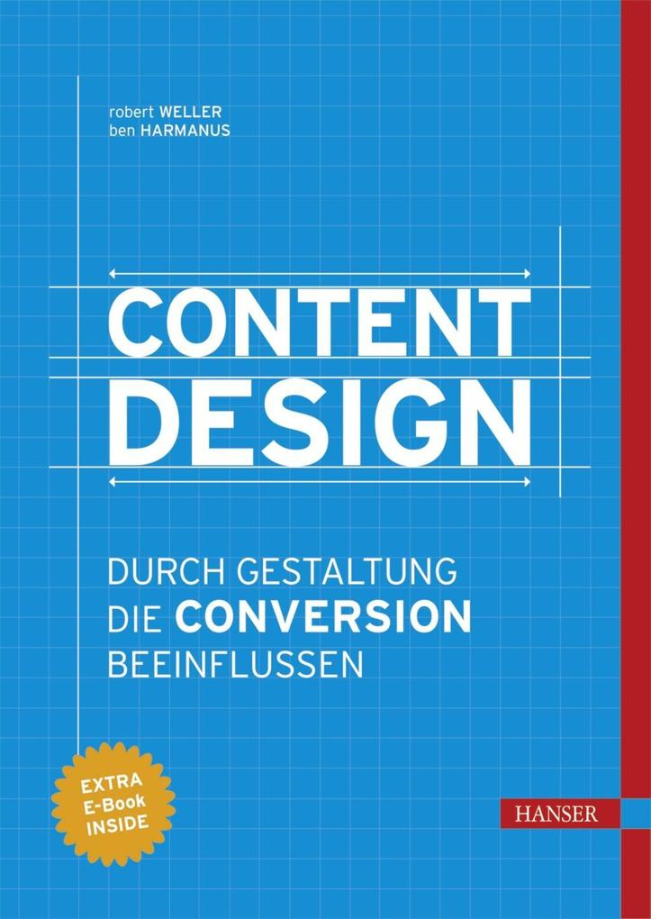 Content Design als Buch von Robert Weller, Benj...