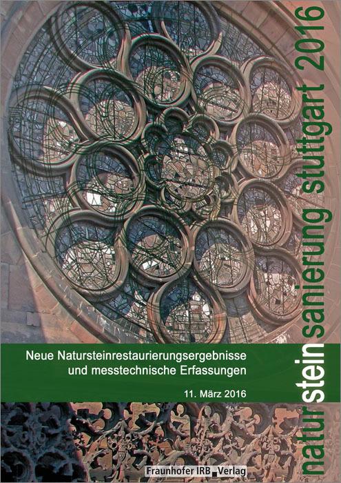Natursteinsanierung Stuttgart 2016. als Buch von