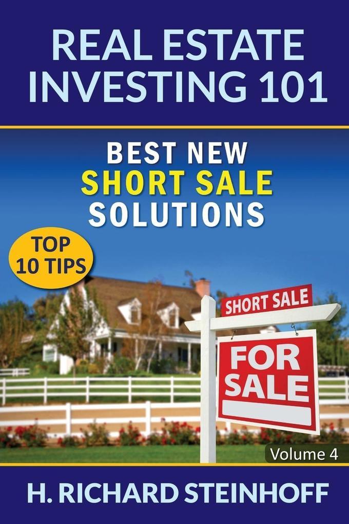 Real Estate Investing 101 als Taschenbuch von H. Richard Steinhoff