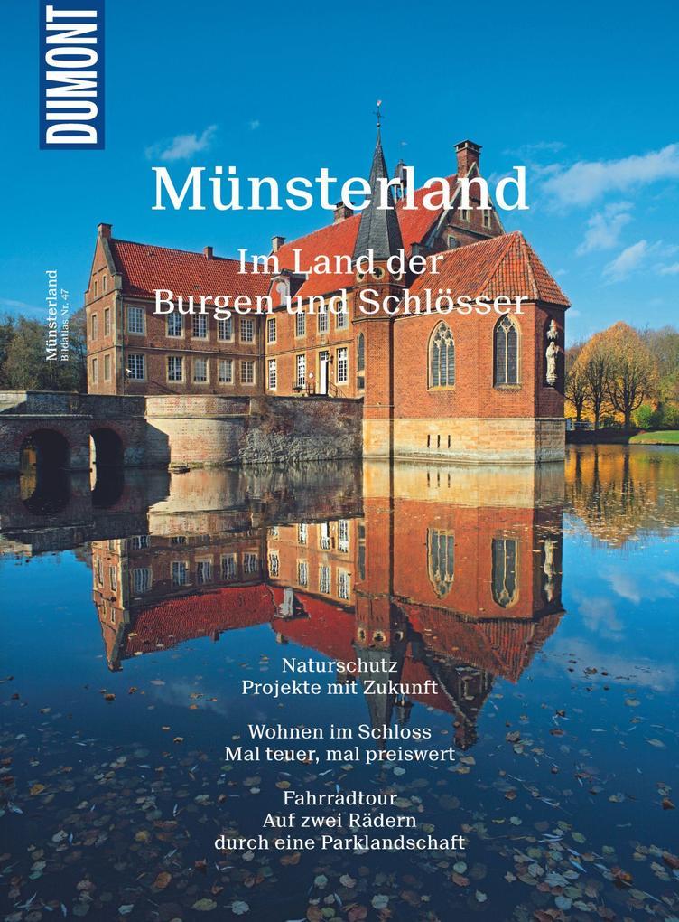 DuMont Bildatlas Münsterland als Buch von Matthias Eickhoff