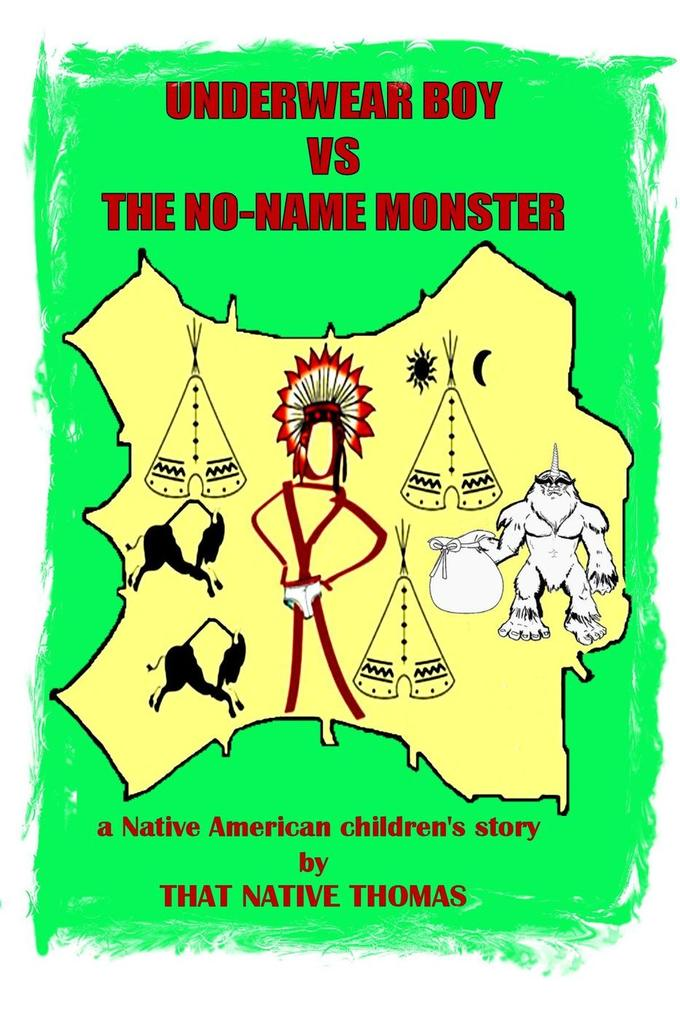 Underwear Boy vs The No-Name Monster (Warparty ...