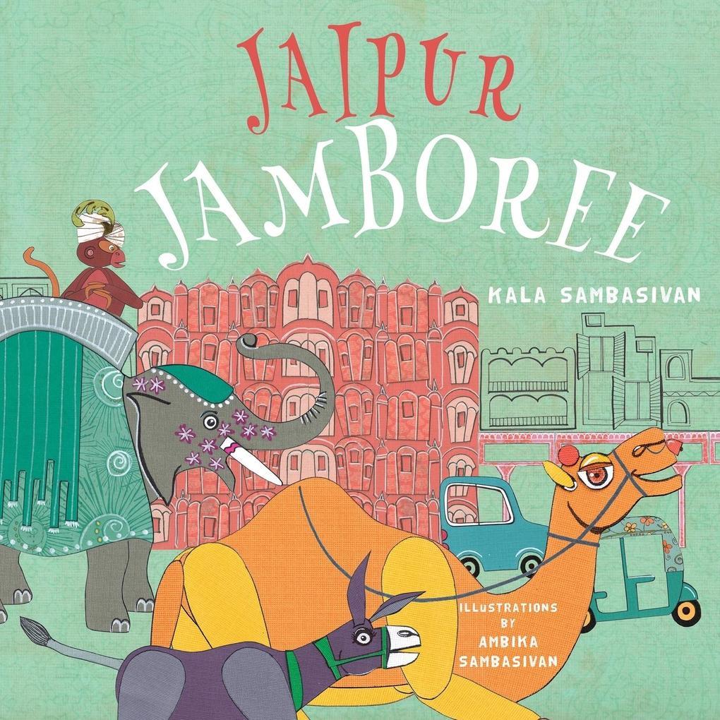 Jaipur Jamboree als Taschenbuch von Kala Sambas...