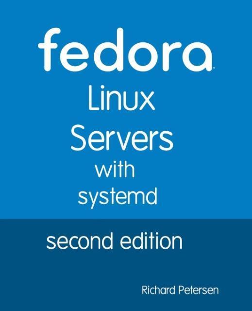 Fedora Linux Servers with systemd als Taschenbu...