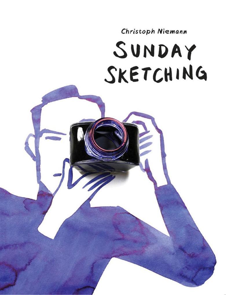 Sunday Sketching als Buch von Christoph Niemann