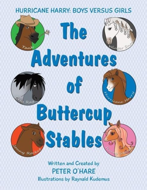 The Adventures of Buttercup Stables als Taschen...