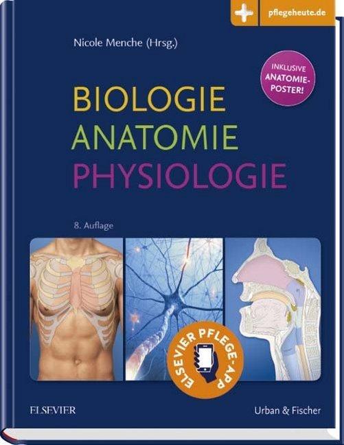 Biologie Anatomie Physiologie als Buch von