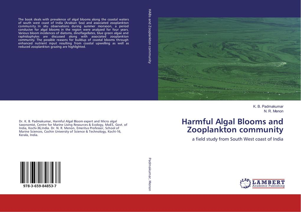 Harmful Algal Blooms and Zooplankton community ...