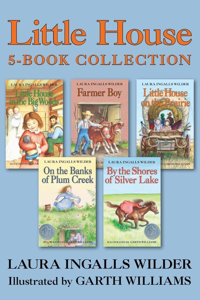 Little House 5-Book Collection als eBook von Laura Ingalls Wilder