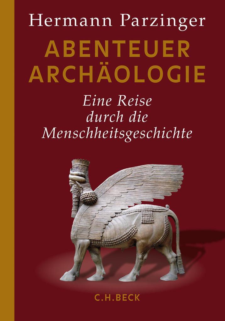 Abenteuer Archäologie als Buch von Hermann Parzinger