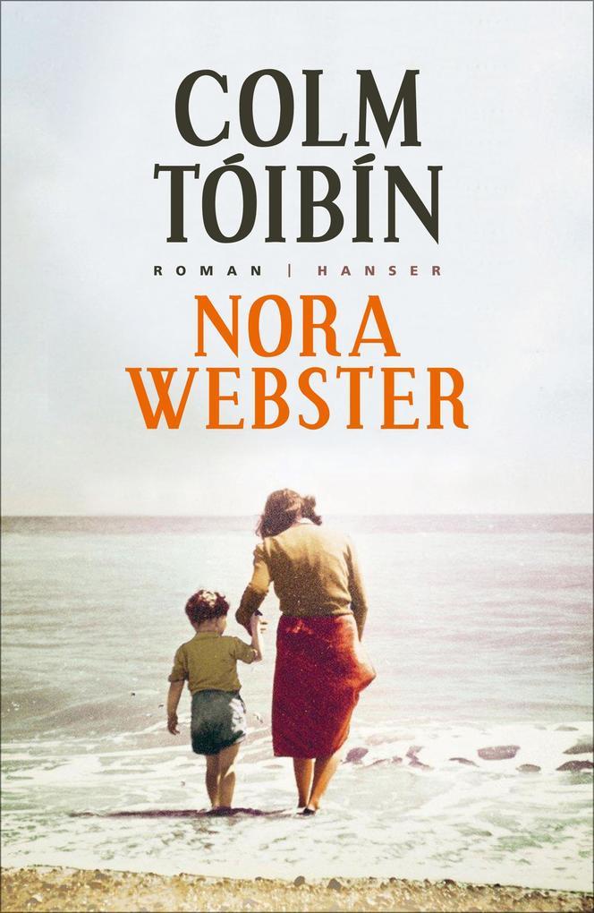 Nora Webster als Buch von Colm Tóibín