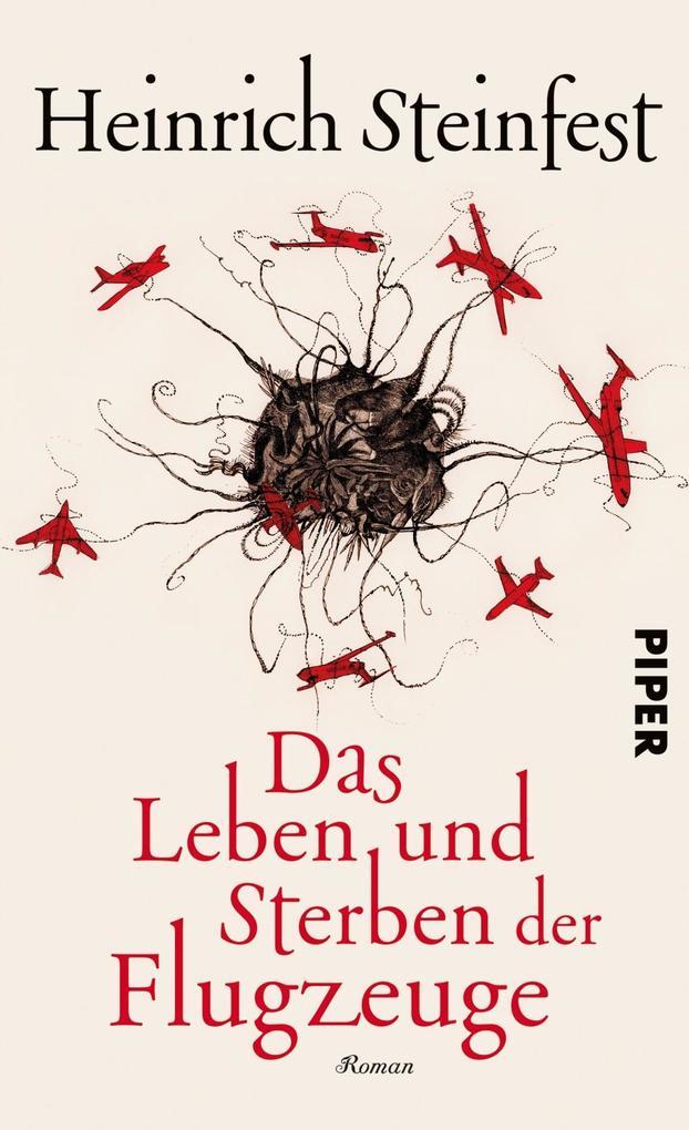 Das Leben und Sterben der Flugzeuge als Buch von Heinrich Steinfest