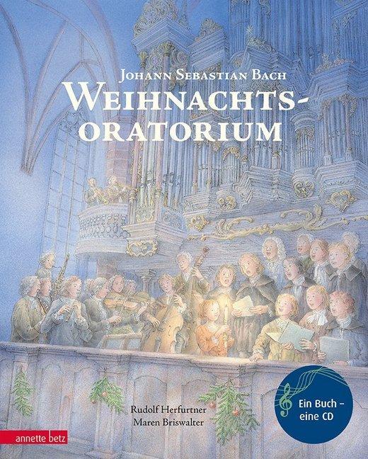Weihnachtsoratorium als Buch von Rudolf Herfurtner, Rudolf Herfurtner