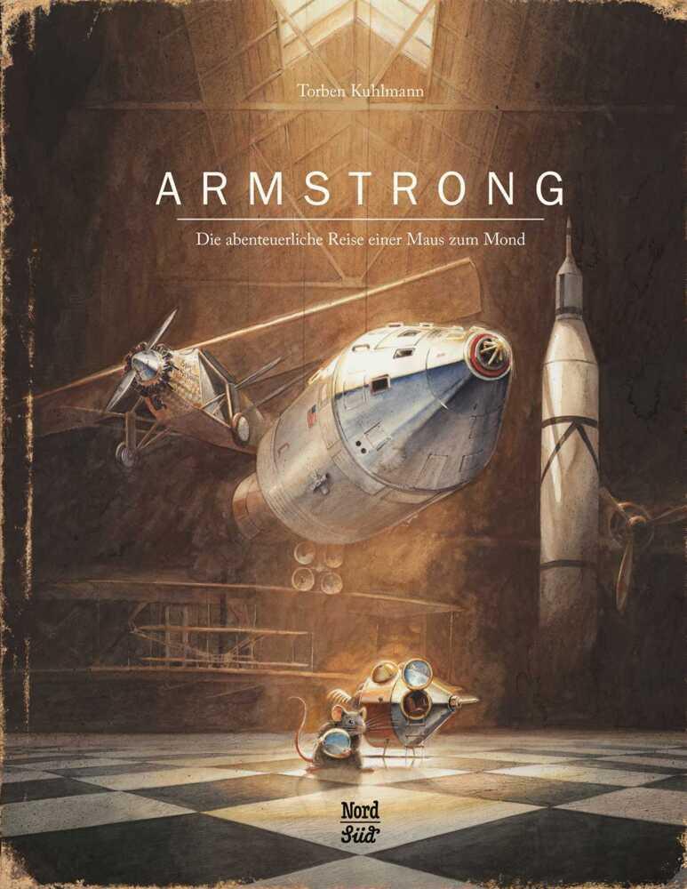 Armstrong als Buch von Torben Kuhlmann