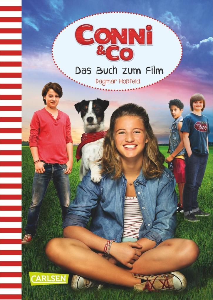 Conni & Co - Das Buch zum Film (mit Filmfotos) als Buch von Dagmar Hoßfeld