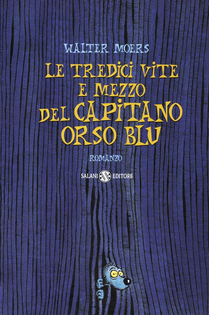 Le tredici vite e mezzo del capitano Orso Blu als eBook von Walter Moers
