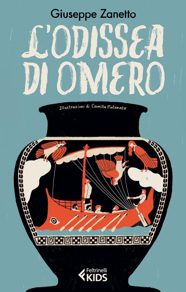 LOdissea di Omero als eBook von Giuseppe Zanetto