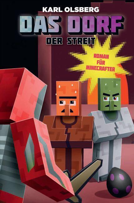 Der Streit - Roman für Minecrafter als Buch von Karl Olsberg