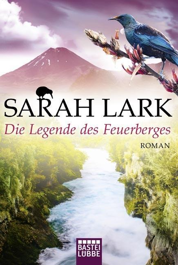 Die Legende des Feuerberges als Taschenbuch von Sarah Lark