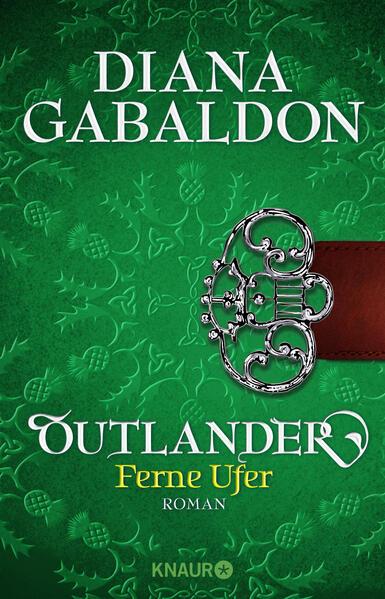 Outlander - Ferne Ufer als Taschenbuch von Diana Gabaldon