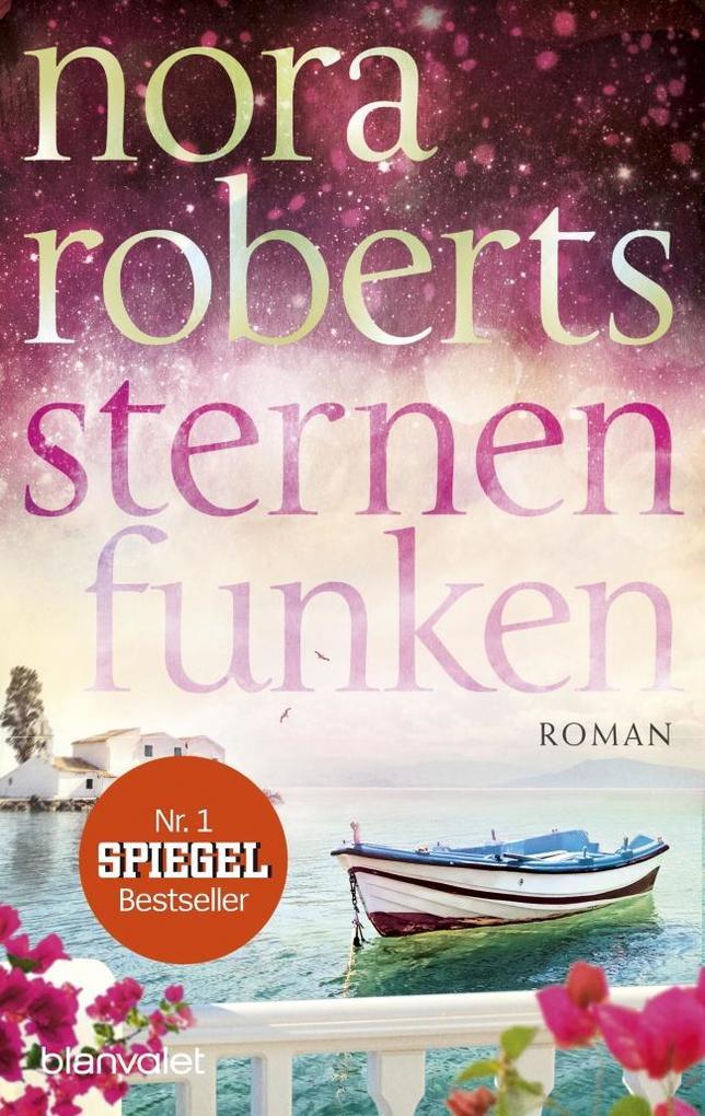 Sternenfunken als Taschenbuch von Nora Roberts