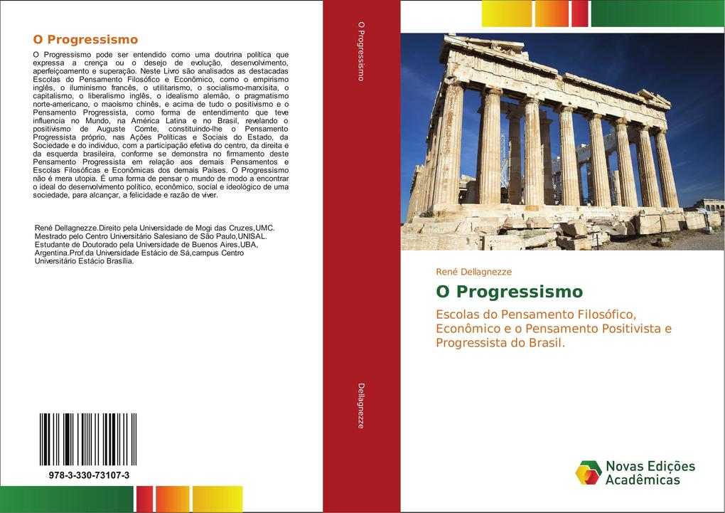 O Progressismo als Buch von René Dellagnezze