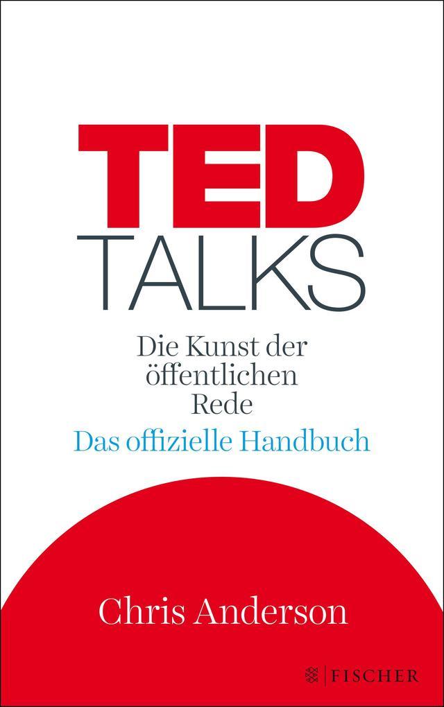 TED Talks als Taschenbuch von Chris Anderson