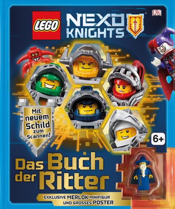 LEGO® NEXO KNIGHTS(TM). Das Buch der Ritter als Buch von Julia March