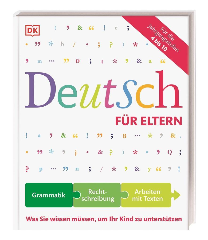 Deutsch für Eltern als Buch von Hans G. Müller, Heidemarie Brosche, Anne-Sophie Remane