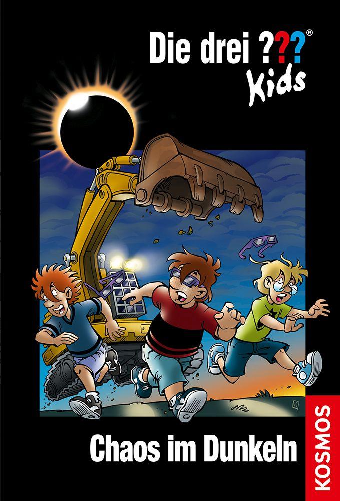 Die drei ??? Kids 68. Chaos im Dunkeln (drei Fragezeichen) als Buch von Ulf Blanck