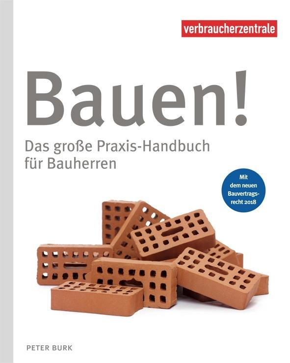Bauen! als Buch von Peter Burk
