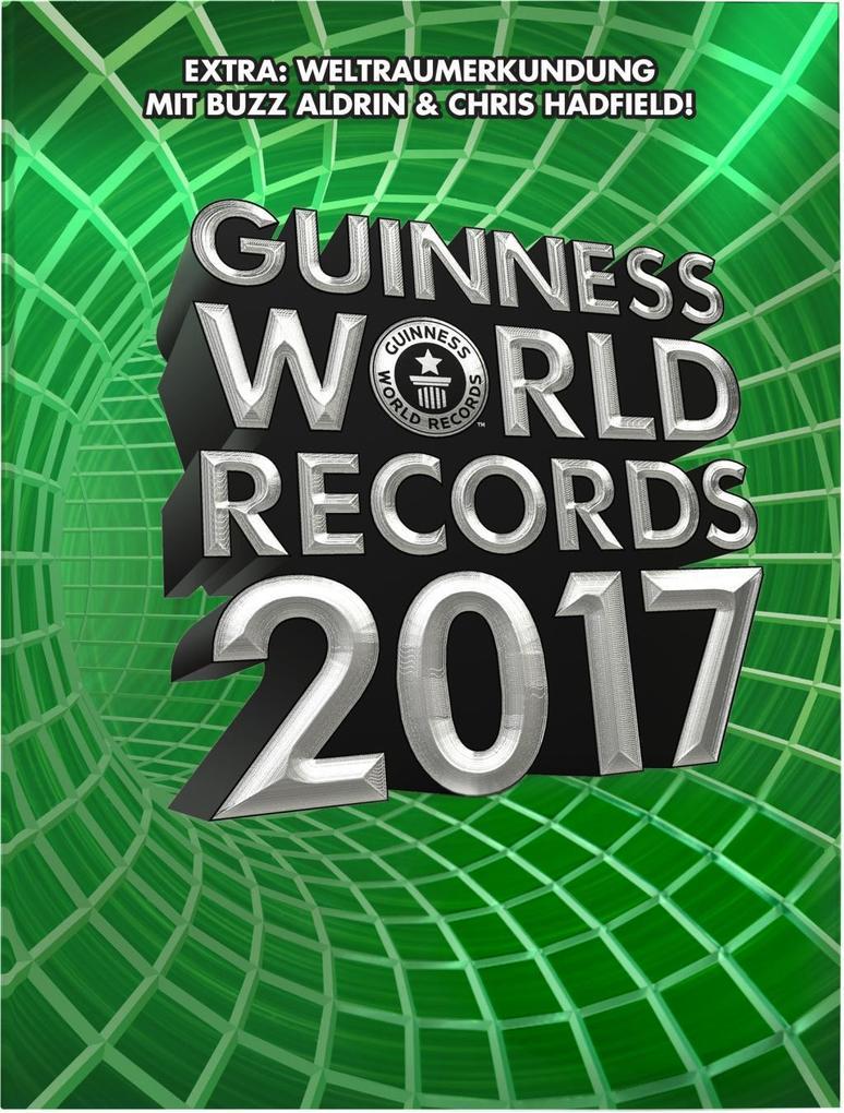 Guinness World Records 2017 als Buch von