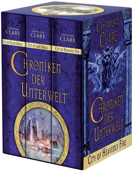 Chroniken der Unterwelt 04-06 als Taschenbuch von Cassandra Clare
