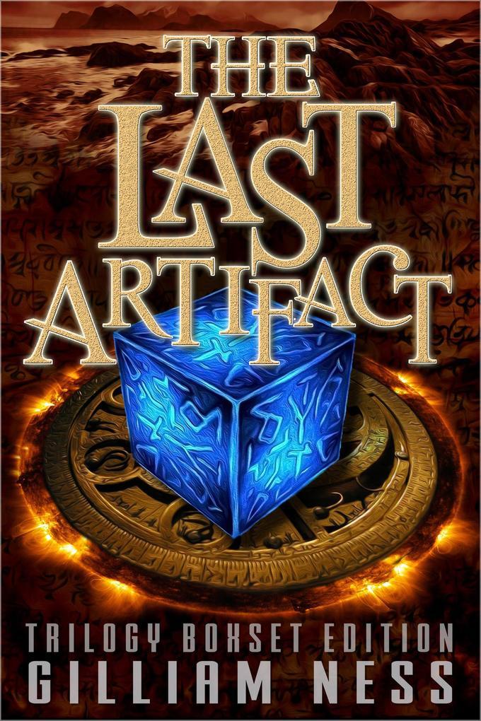 The Last Artifact Boxset (The Last Artifact Trilogy) als eBook von Gilliam Ness