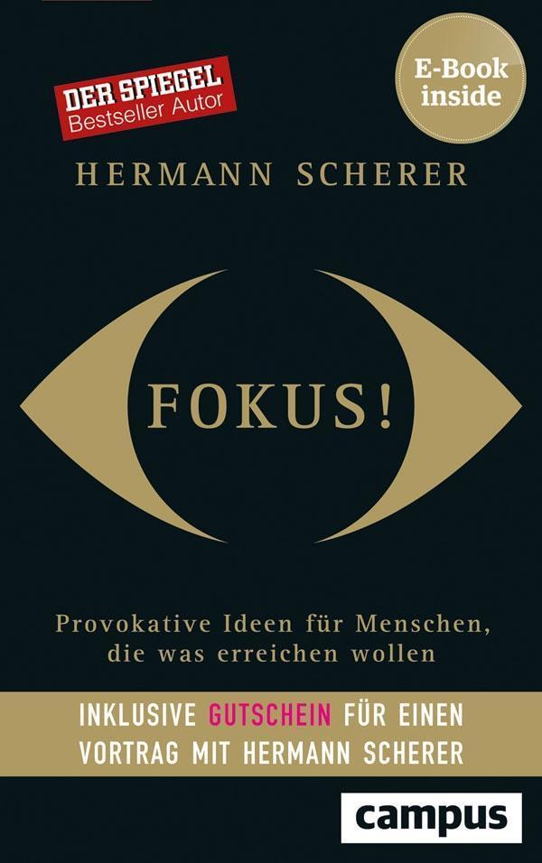Fokus! als Buch von Hermann Scherer