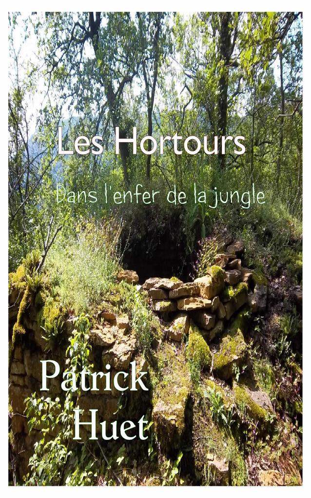 Les Hortours - Dans l´enfer de la jungle als eBook von Patrick Huet