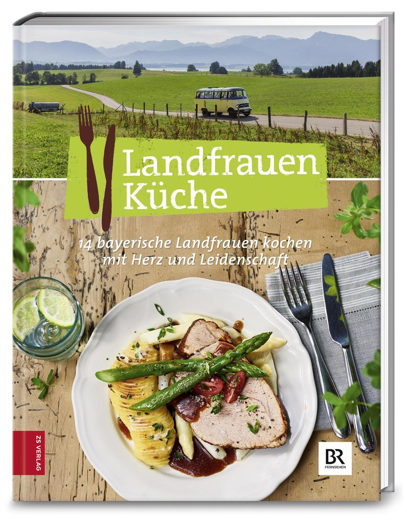 Landfrauenküche als Buch von