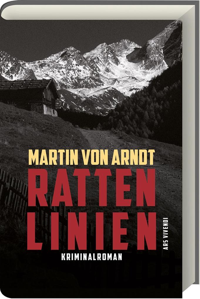 Rattenlinien als Buch von Martin von Arndt